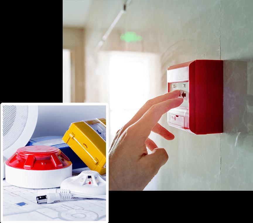 Système de sécurité incendie pour les entreprises normandes