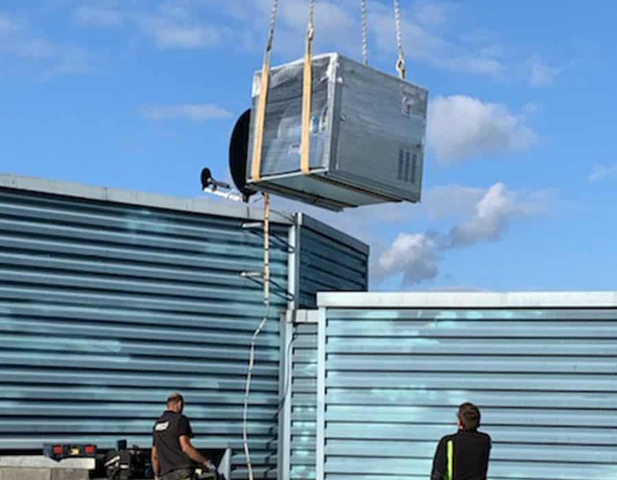 Entreprise de trappe de désenfumage mécanique basée en Normandie